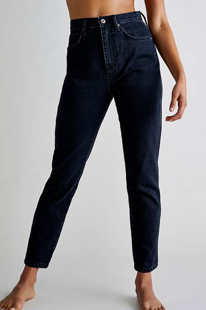 Best dark wash jeans for women