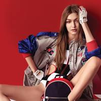 79895dccb096a Gigi Hadid x Tommy Hilfiger Pictures   Collection