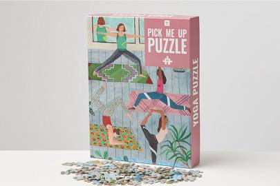 Best Yoga Gifts: The jigsaw puzzle