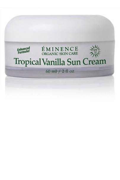 Eminence Tropical Vanilla Suncream