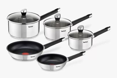Best cookware sets: the Tefal set
