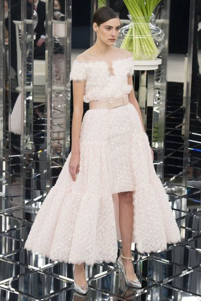 Option 1: Chanel Couture spring summer 2017