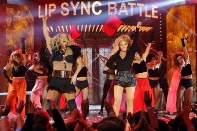 Channing Tatum won the internet by lip syncing Beyonce