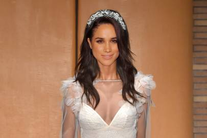 Meghan Markle S Wedding Dress News And Pictures Glamour Uk