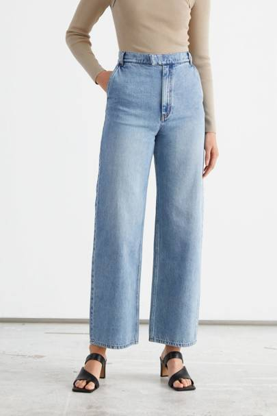 Best Relaxed High-Waisted Jeans: & Other Stories