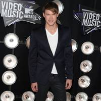 Chord Overstreet at the MTV VMAs 2011