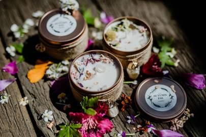 Candle Collection by Autumn Fae Candles