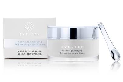 Marine Age-Defying Brightening Night Cream By EVELYEN
