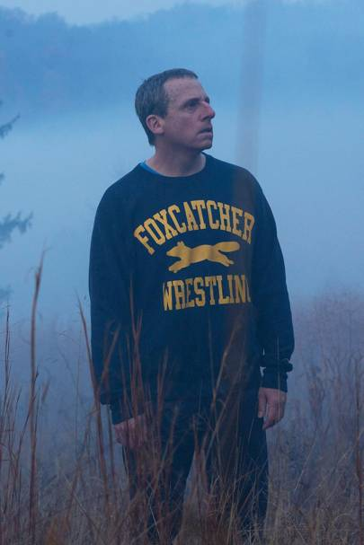 Steve Carell, Foxcatcher