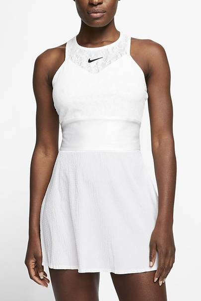 Best gym clothes: the tennis dress