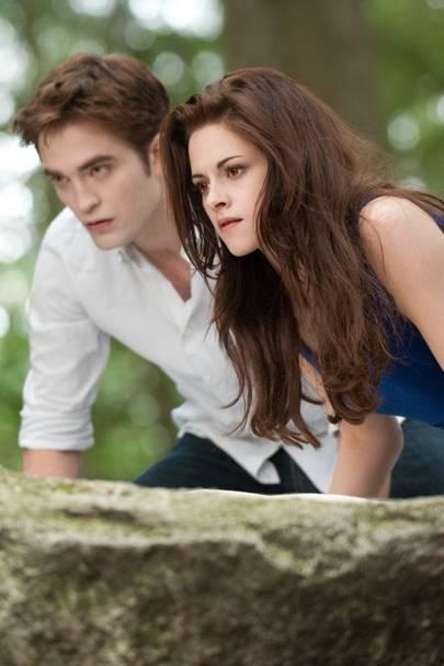 Twilight Breaking Dawn 2, Kristen Stewart, Robert Pattinson