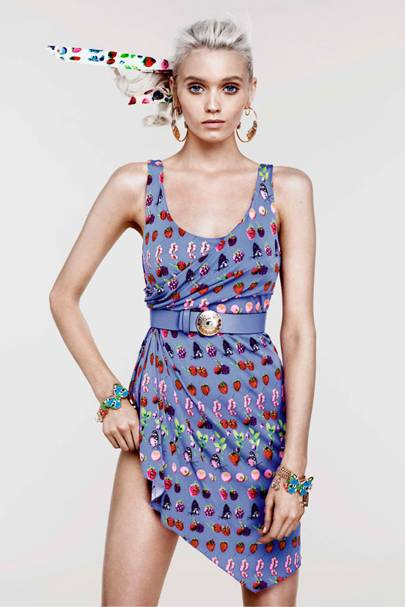 Versace For H&M: Cruise Collection