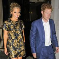 Mollie King & Prince Harry Go Public