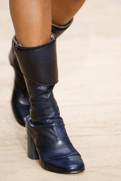 THE SHOE: Chloe's block heel ankle boot