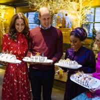 A Berry Royal Christmas, BBC One