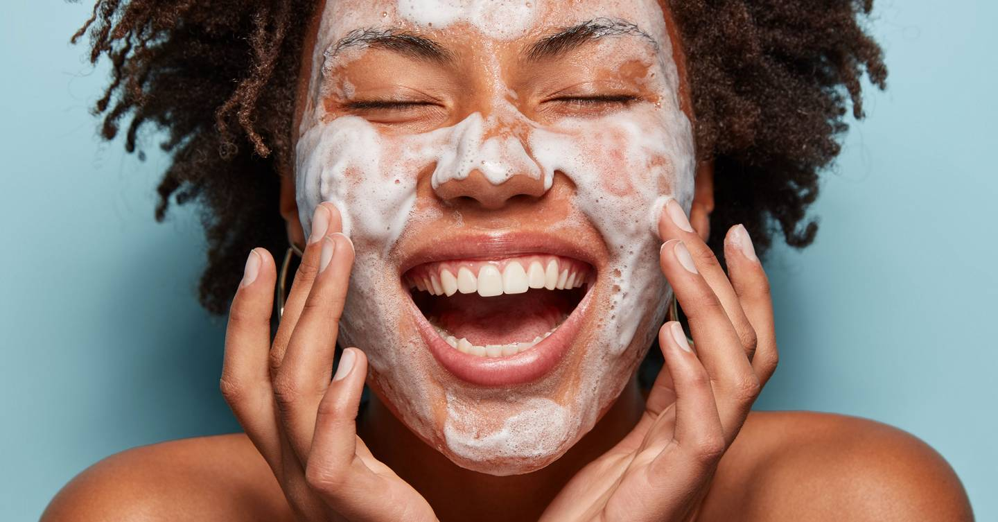 How to tell if you're under-cleansing or over-cleansing your skin (hint: that 'squeaky feeling' isn't necessarily a good thing)