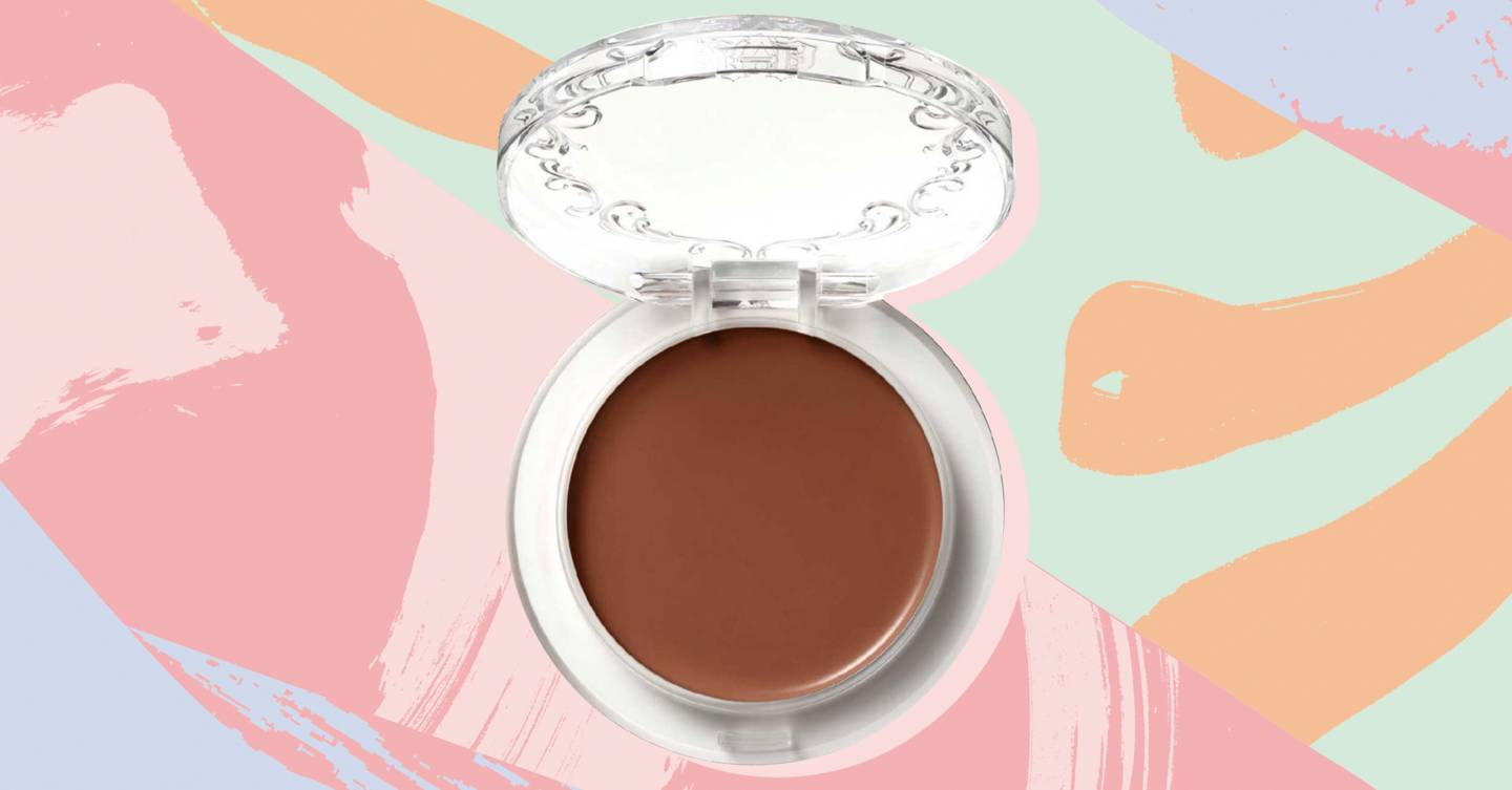 KVD Beauty has relaunched Good Apple Skin-Perfecting Foundation Balm and TikTok'ers are obsessed