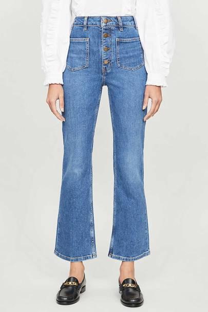 Best Flared Jeans - Maje