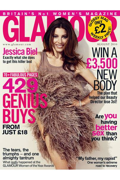15 shes a glamour cover girl and worthy too jessica we salute you