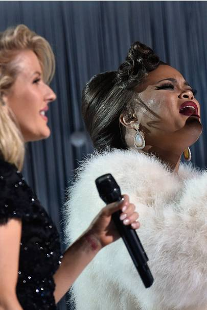Ellie Goulding & Andra Day
