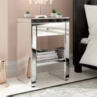 Best mirrored bedside table