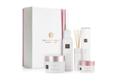 Presents for mum: the body gift set