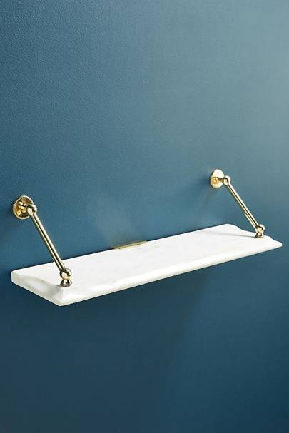 Best storage solutions: the floating shelf