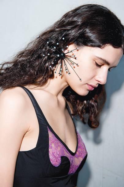 X - XL earrings