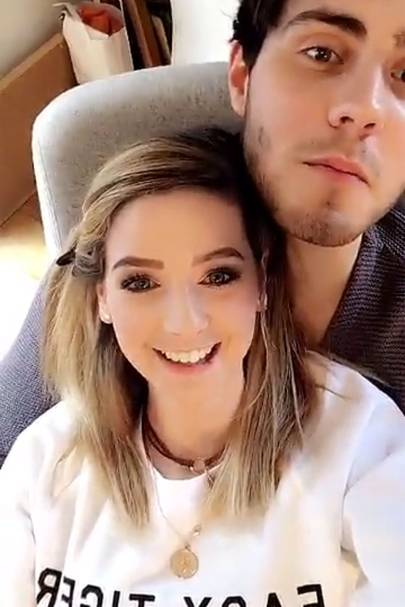 zoe and alfie engaged