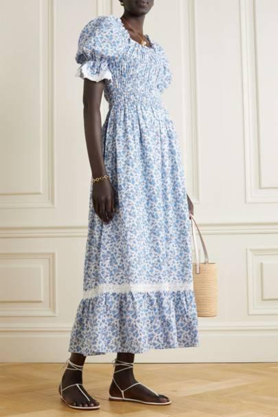 POST-LOCKDOWN SUMMER DRESSES: SMOCK