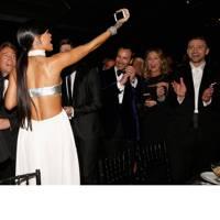 Rihanna, Tom Ford, Rita Wilson and Justin Timberlake