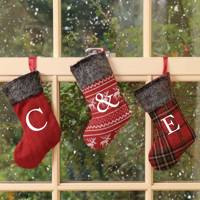 Stylish Christmas Stockings: Not on the Highstreet