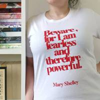 Feminist gifts: the t-shirt
