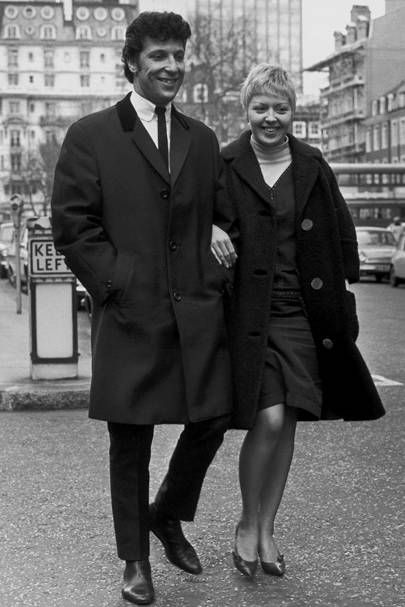 Tom Jones & Melinda Woodward