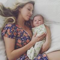 Leah & Brandon Jenner