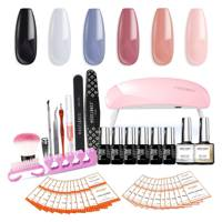 Best at-home gel nail kit for beginners