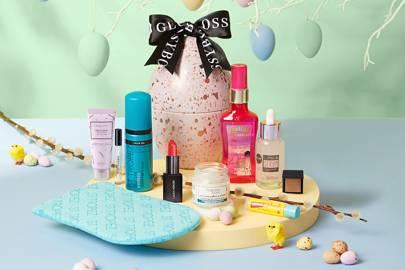Beauty Easter Eggs 2021: Glossybox Easter Egg