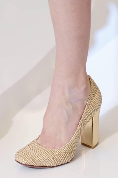 Raffia Footwear