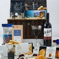 Best Christmas Hampers: for red wine connoisseurs