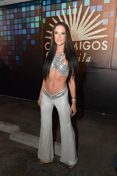 Alessandra Ambrosio as Cher