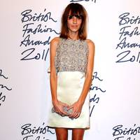 DO #7: Alexa Chung at the British Fashion Awards 2011, November