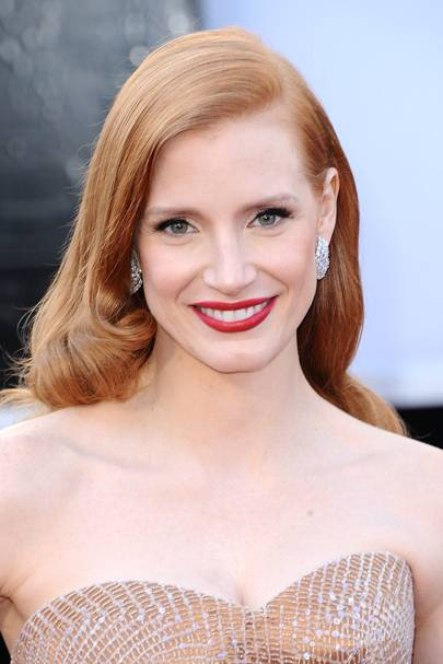 Best Silver Screen Siren: Jessica Chastain