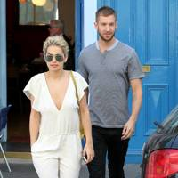May: Rita Ora & Calvin Harris