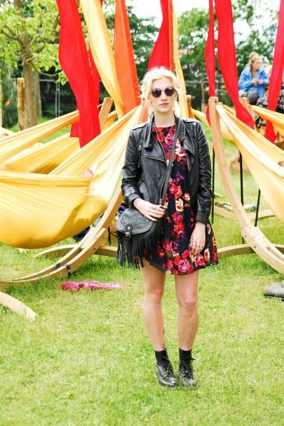 Amy Rycroft, Buyer, Isle of Wight Festival