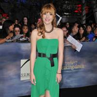 Bella Thorne at the LA premiere