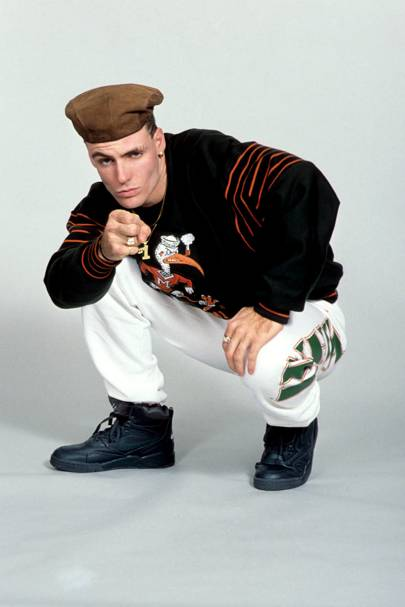 Vanilla Ice – Ice, Ice, Baby (#1 in 1989)