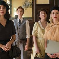8. TV Show: Cable Girls (2017- present)