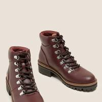M&S Boot Sale: The Leather Hiking Boot