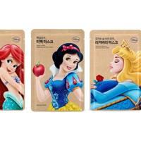 The Disney sheet masks (!!)