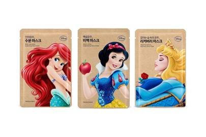 The Disney sheet masks (!!)